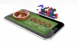 online roulette mobile gameplay